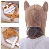 yqtyqs Pig Hat Animal Cap Ears Movable Gift