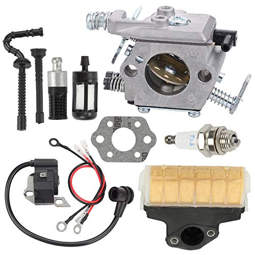 Fuel Li Carburetor + Air Filter Kit for Stihl 021 023 for sale  Delivered anywhere in USA