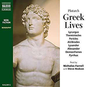 Selections from Greek Lives Audiobook