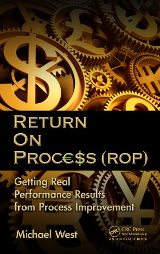 Return On Process (ROP): Getting Real Performance Results from Process - It Process Return