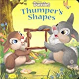 Thumper's Shapes, Disney Book Group Staff, 1423104382