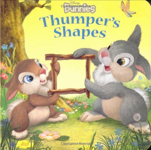 - Disney Bunnies Thumper's Shapes