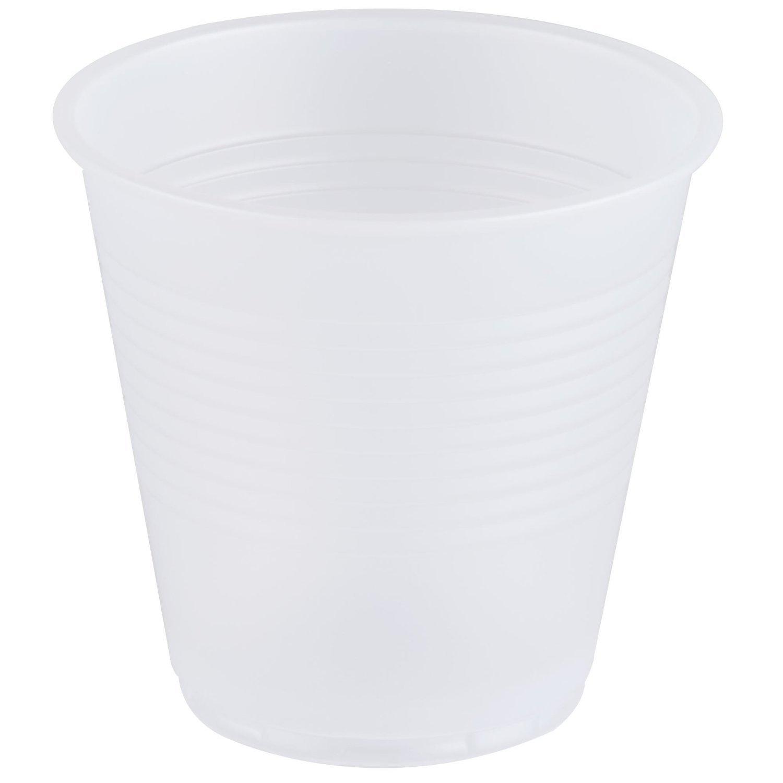 DART Conex Translucent Plastic Cold Cups, 5 oz, 2500/Carton