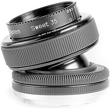 Lensbaby Composer Pro Mit Sweet 35 Optik Sony Alpha Kamera