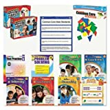 Carson-Dellosa Publishing - Common Core Kit Math/Language Grade 4 ''Product Category: Classroom Teaching & Learning Materials/Reading & Writing Materials''