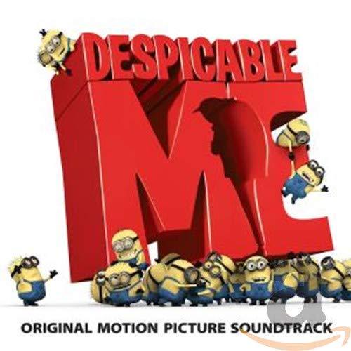 Despicable Me O S T Despicable Me Original Soundtrack