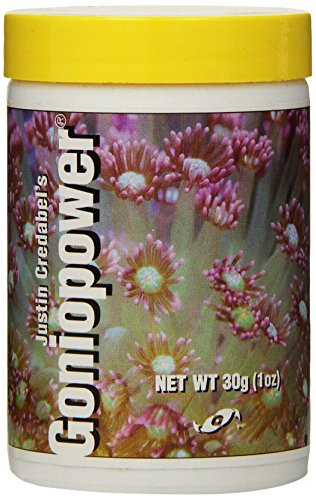Zooplankton Diet - Two Little Fishies ATLGP1RTG Goniopower Advanced Zooplankton Diet, 30gm