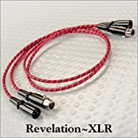 DH Labs Revelation 1.0M XLR Interconnect 1.0 Meter Pair XLR