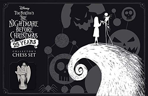 Chess - Tim Burton's The Nightmare Before Christmas 25th Anniversary from USAopoly