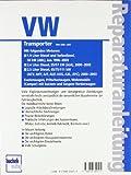 Image de Reparaturanleitung VW Transporter, 1996/2000-2003.