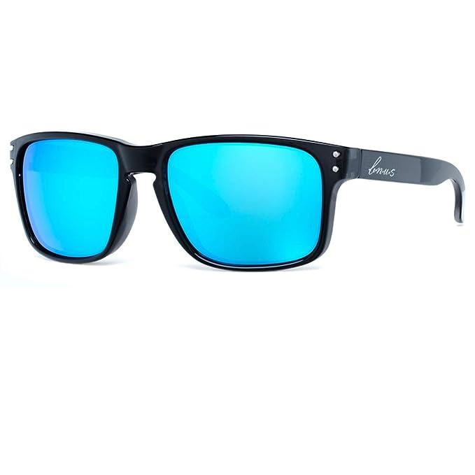 Amazon.com: Gafas de sol polarizadas deportivas unisex ...