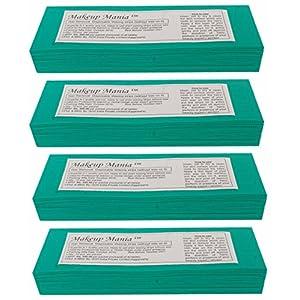 Makeup Mania Plain Waxing Strips – Without Wax – Green 280 Pcs