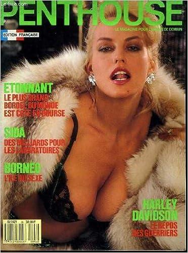 Livres En Pdf à Télécharger Penthouse Le Magazine Pour Lhomme