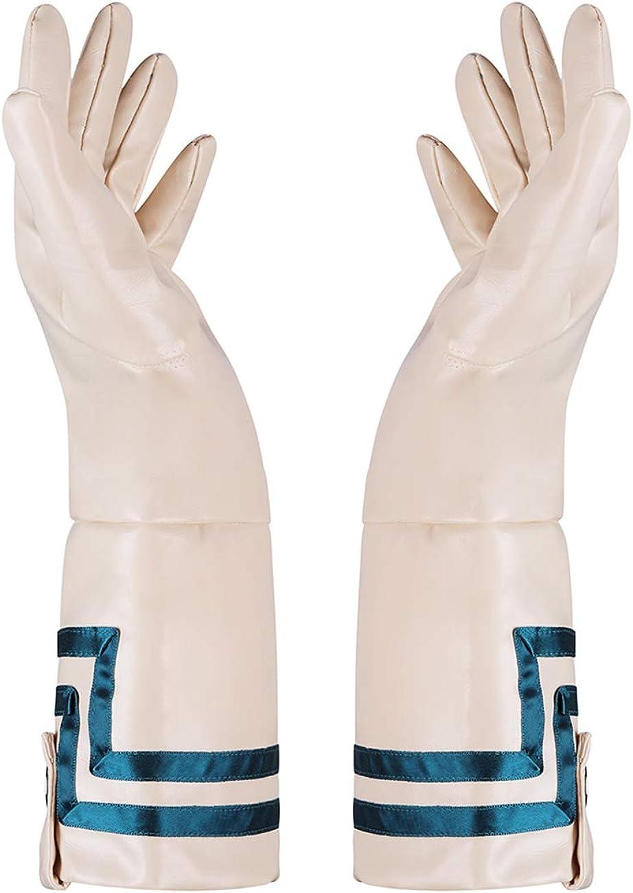 Joyfunny My Hero Academia Akademia Izuku Midoriya Cosplay Belt,Gloves Halloween Costume Accessories