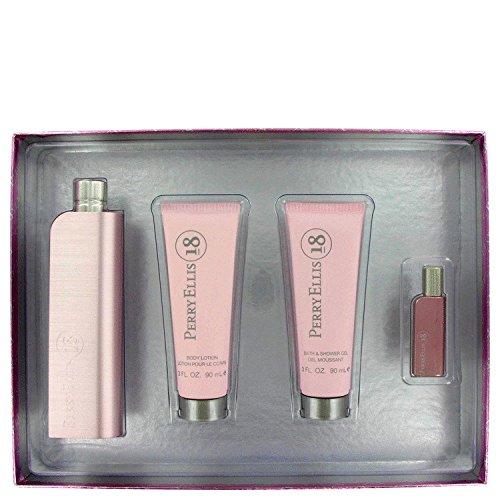 perry-ellis-18-by-perry-ellis-womens-gift-set-34-oz-eau-de-parfum-spray-3-oz-shower-gel-3-oz-body-lo