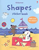 Shapes Sticker Book, Jessica Greenwell, 0794525016
