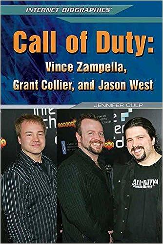 Descargar Call Of Duty: Vince Zampella, Grant Collier, And Jason West PDF Gratis