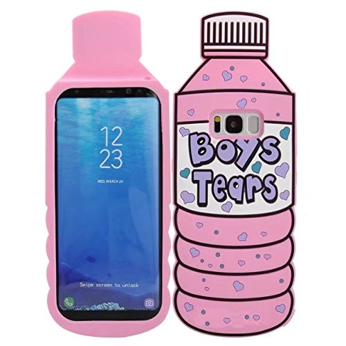 Cute 3D Cartoon Silicone Galaxy Note 8 Case, Adorable Cartoon Characters Animals Design Soft Rubber Cover for Samsung Galaxy Note 8 2017 Release 6.3
