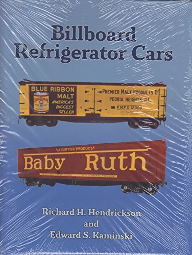 - Billboard Refrigerator Cars