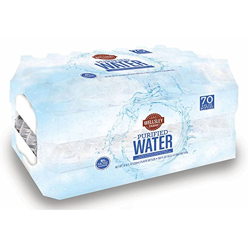 8 oz purified water - 5