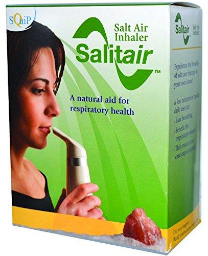 SQUIP PRODUCTS SALITAIR SALT AIR INH KIT, -