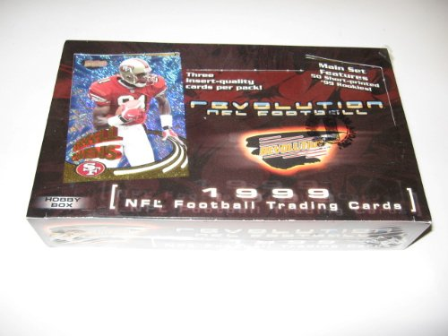 1999 Pacific Revolution Football Box ()