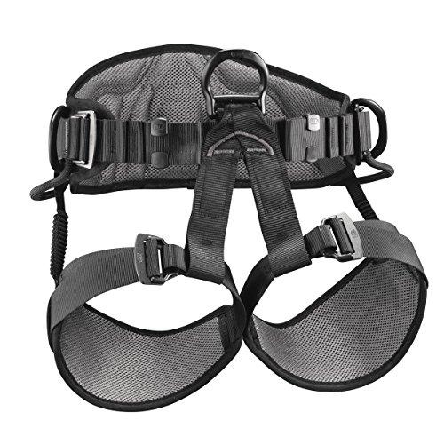 arness - Black Size 1 (Sit Harness)