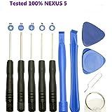 GOOGLE NEXUS 5 TOOL KIT FOR BATTERY/SCREEN/MIC/REPAIR 100% TESTED