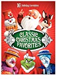 Classic Christmas Favorites (Dr. Seuss' How the Grinch Stole Christmas! / The Year Without a Santa Claus / Frosty's Winter Wonderland / Rudolph and Frosty's Christmas in July)