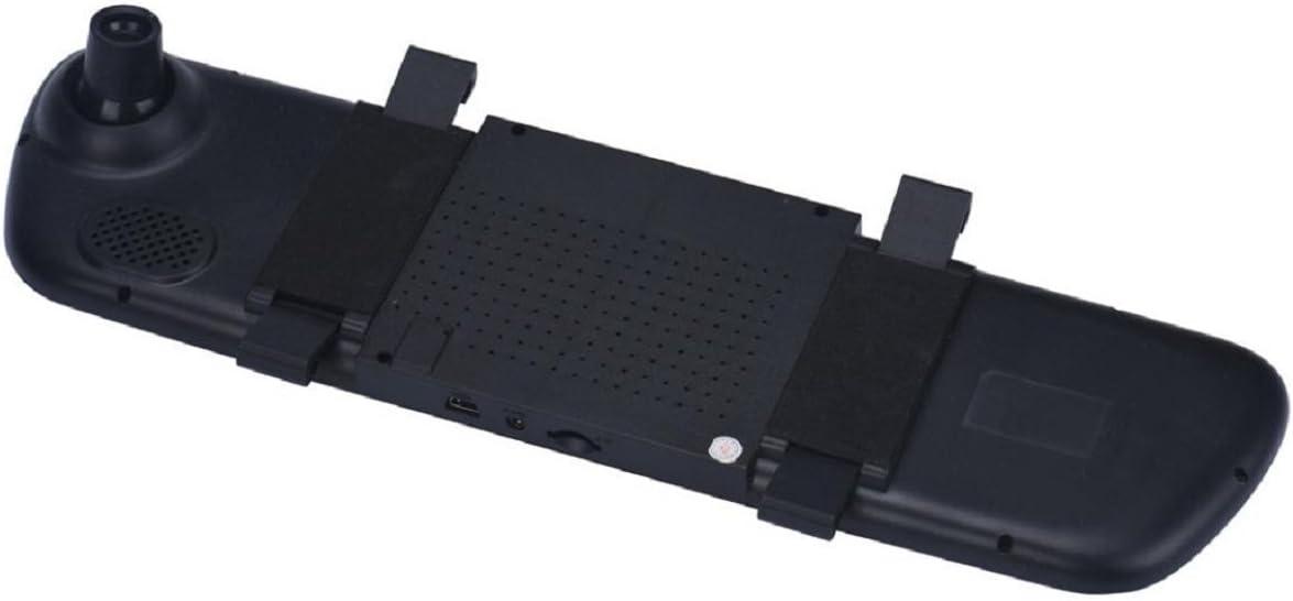Full HD 1080 P 4,3 Malloom® Video para coche Espejo retrovisor para coche: Amazon.es: Electrónica
