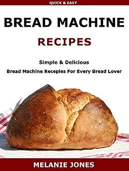recipe book for bread machine