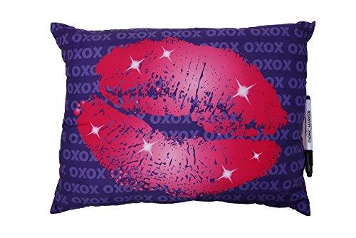 Camp Autograph Pillows Lips (Camp Cupcake)