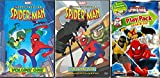Marvel's Spectacular Spider-Man Bundle: The Spectacular Spider-Man Volume 1 & Volume 6 DVD and Bonus Ultimate Spider-Man Grab and Go Play Pack