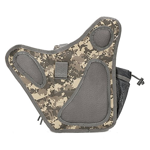 nykkola nykkola Oxford Multifunktions Tactical Rucksack Militär Schultertasche Pack Taille Tasche Kamera Tasche für Outdoor Sports Wandern Camping Trekking Radfahren