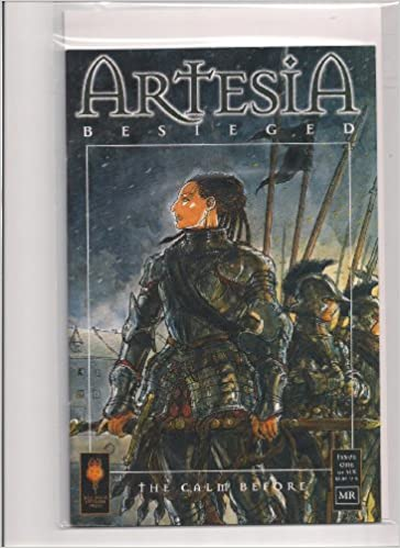 Issue #3 artesia besieged 1.