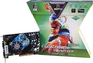 XFX 7600GT, 560M AGP, 256MB DDR3 Dual DVI Graphics Card: Amazon co