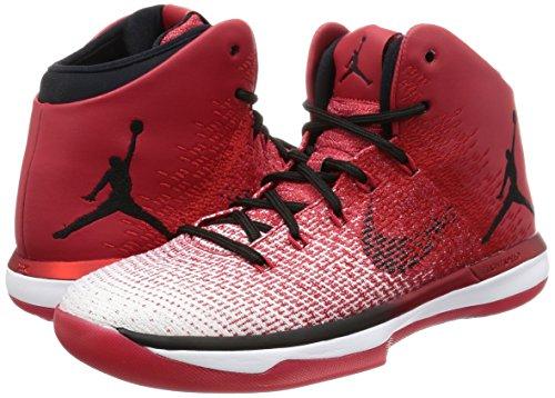 De Black white 845037 Basket 600 Hommes Red Rouges Nike Chaussures varsity Pour gwH1xtHa6q