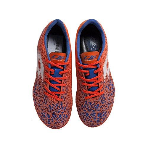200 Wht Lzg Lotto Foot Fg De Homme Chaussures Fl Blanco Multicolore Viii Naranja fant xOwEEB