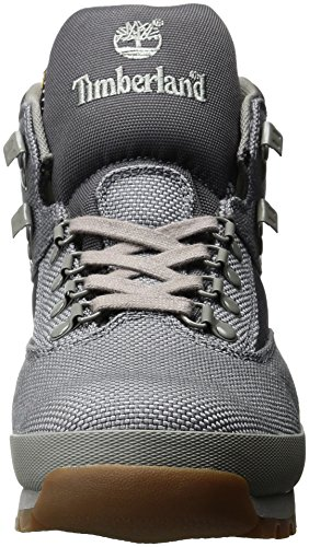 Boot Steeple Fabric Euro Timberland Men's Cordura Grey Hiker 18I66q