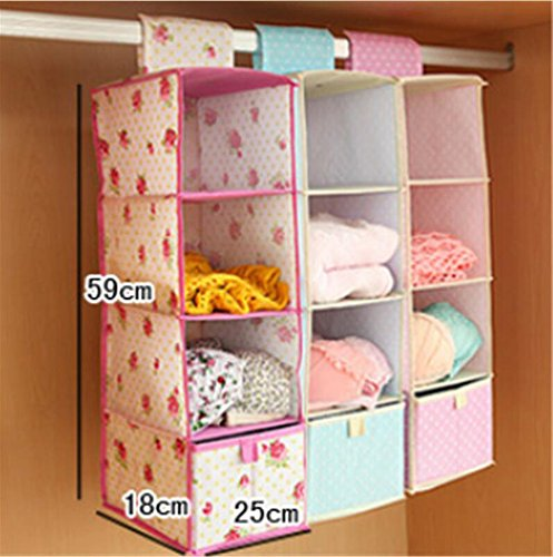 Ieasycan Novelty Door Wall Non woven fabric Hanging Gadget Storage Bag Pouch Organizer Hanging pouch For