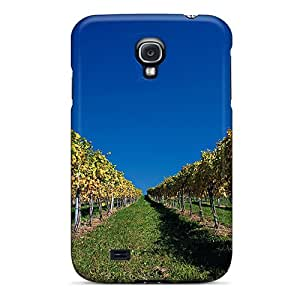 Premium Tpu Austrian Orchard Cover Skin For Galaxy S4