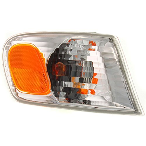 - DAT AUTO PARTS Front Signal Light Assembly Replacement for 01-02 Toyota Corolla Corner of Fender Right Passenger Side TO2531137