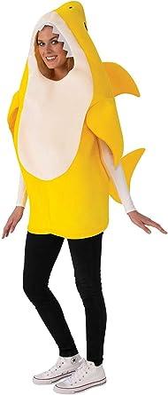 Rubies Disfraz De Tiburón Para Bebé Con Chip De Sonido Estándar Clothing