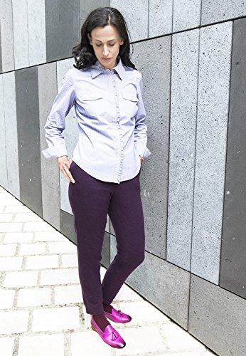 Boch Brigitte Von Pantalones Mujer Moira Lana De 810wqz1O