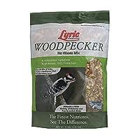Mezcla para pájaros silvestres sin desperdicio de Lyp Woodpecker, bolsa de 5 lb