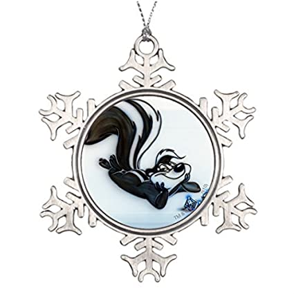 Christmas Branch Decoration Ideas.Amazon Com Metal Ornaments Pepe Le Pew S Tree Branch