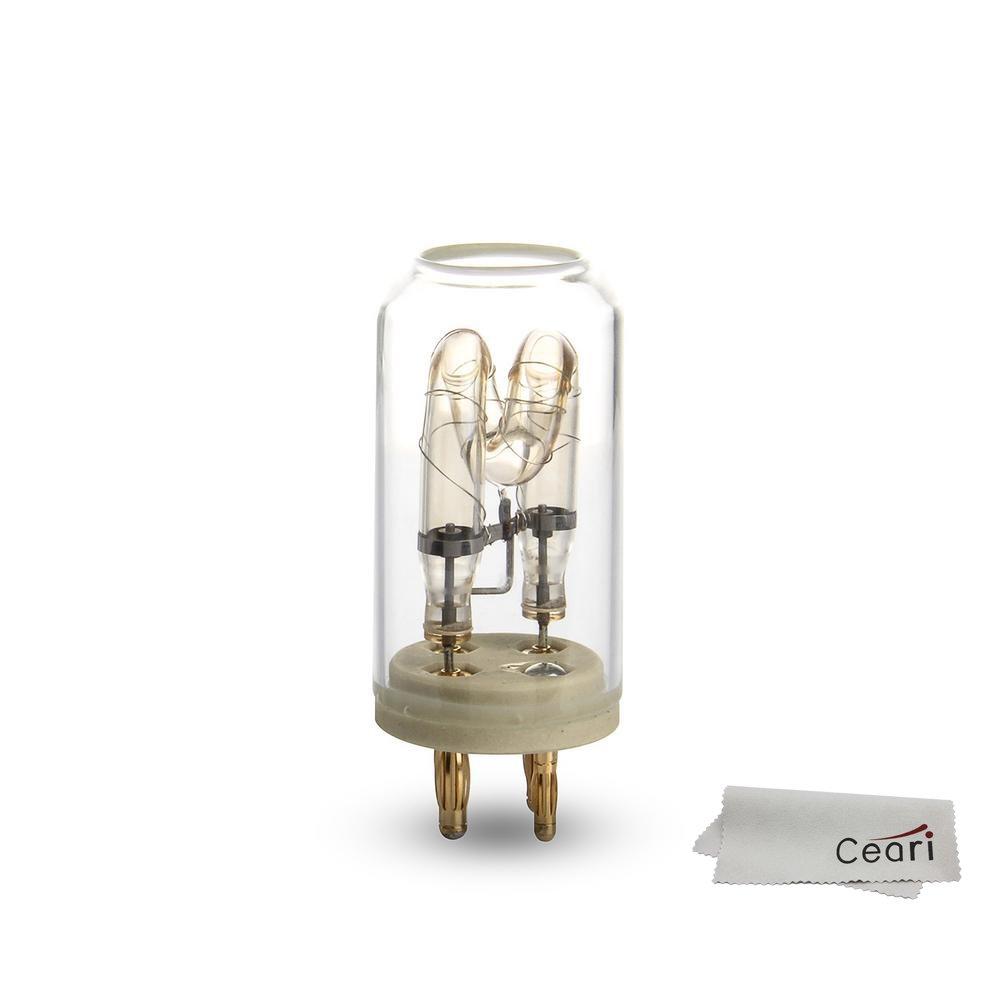 Godox 200W Flash Tube Strobe Light Bare Bulbs for AD200 Speedlite
