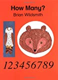 How Many?, Brian Wildsmith, 0192724193