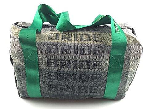 JDM BDRIDE Duffle Bag Gradation Seat Cloth With Racing Handles (Cloth Racing Seat)