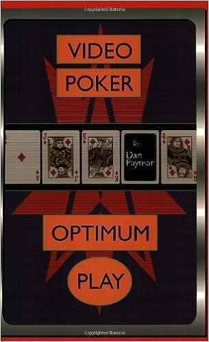 Video Poker: Optimum Play by Dan Paymar EPUB Free Download